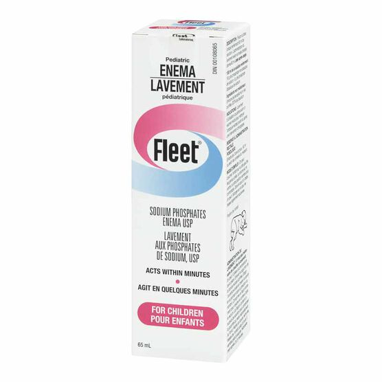 Fleet Enema For Children - 65ml