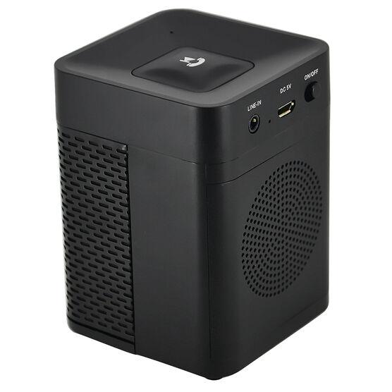 Mio Portable Bluetooth Speaker with Subwoofer - Black - BTS11