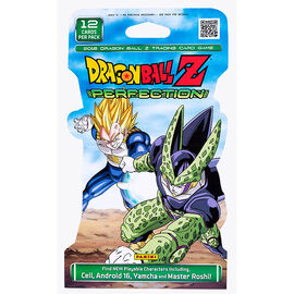 2016 Dragonball Z  Perfection Booster