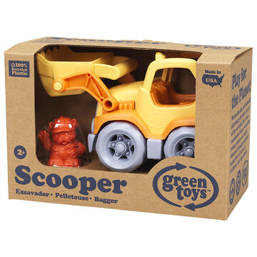 Green Toys - Construction Truck -Scooper