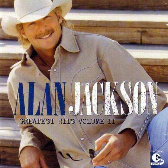 Alan Jackson - Greatest Hits Volume II - CD