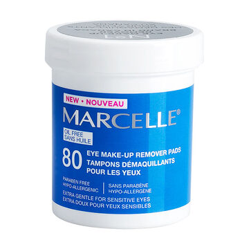 Marcelle Oil Free Eye Make-Up Remover Pads - 80's