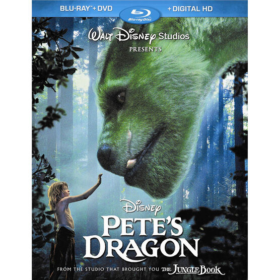 Pete's Dragon (2016) - Blu-ray