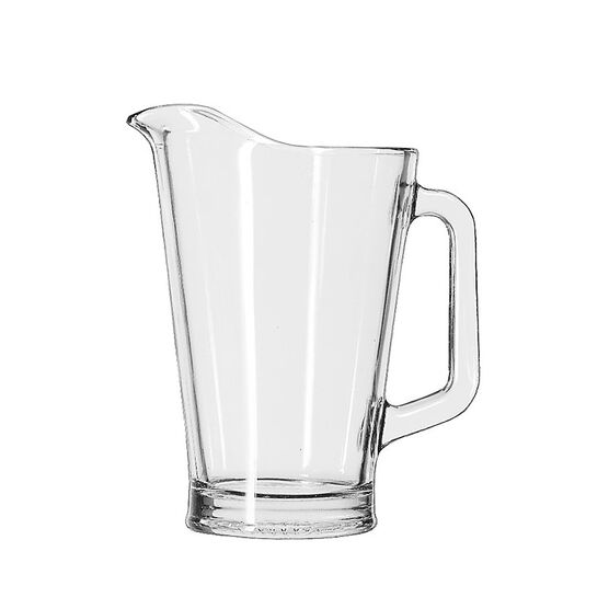 Libbey Glass Pitcher - Clear