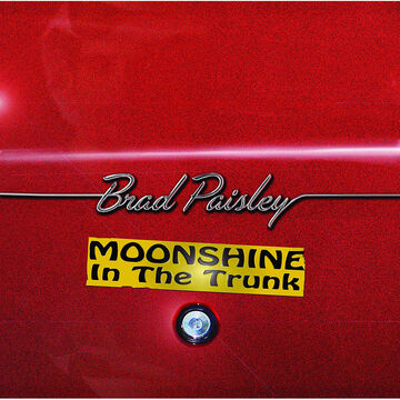 Brad Paisley - Moonshine in the Trunk - CD