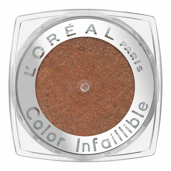 L'Oreal La Couleur Infallible Eyeshadow - Endless Chocolate