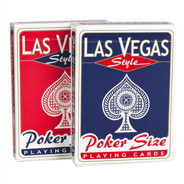 Las Vegas Playing Cards - Assorted