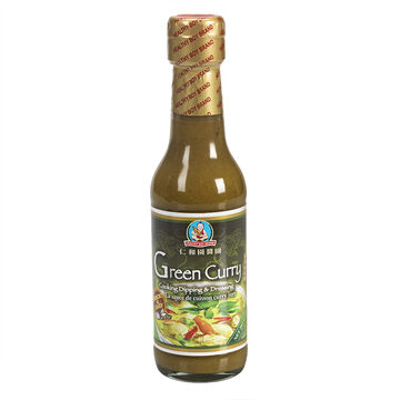 Healthy Boy Curry Sauce - Green - 293g