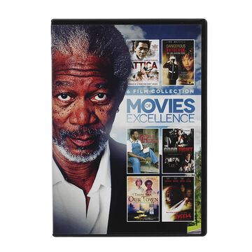 Movies of Excellence: 6 Film Collection - DVD