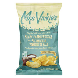 Miss Vickies Potato Chips - Salt 'n Vinegar - 66g