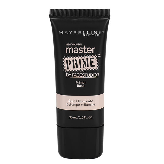 Maybelline Face Studio Master Prime Primer - Blur and Illuminate