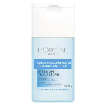 L'Oreal Gentle Waterproof Makeup Remover - 125ml