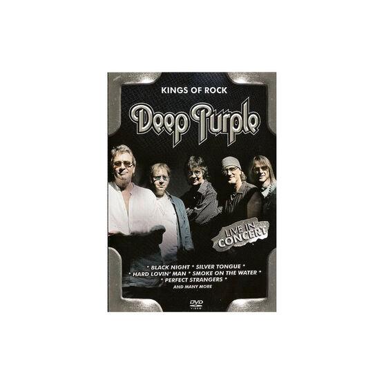 Deep Purple: Kings Of Rock - DVD