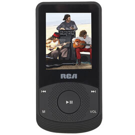 RCA 4GB Digital Media Player - Black - M6504