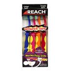 Reach Wonder Grip Children's Toothbrush - Soft - 4's