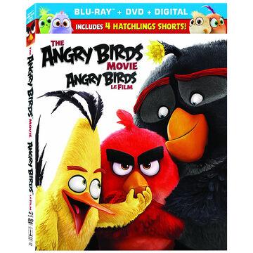 The Angry Birds Movie - Blu-ray