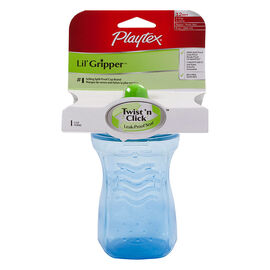 Playtex Lil Gripper Spout Cup - 1 pack - Assorted Colours