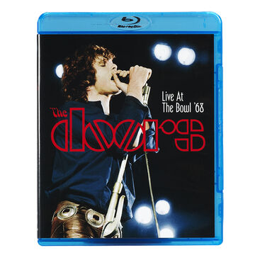 The Doors - Live At The Bowl '68 - Blu-ray