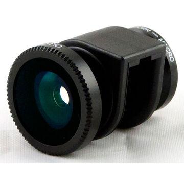 Olloclip 4-in-1 Lens Kit - iPhone 4/4s Black/Black