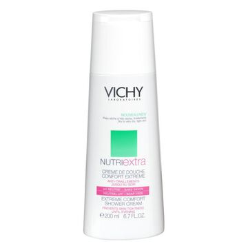 Vichy Nutri Extra Extreme Comfort Shower Cream - 200ml