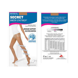 Secret Active Medium Support - D - Beige