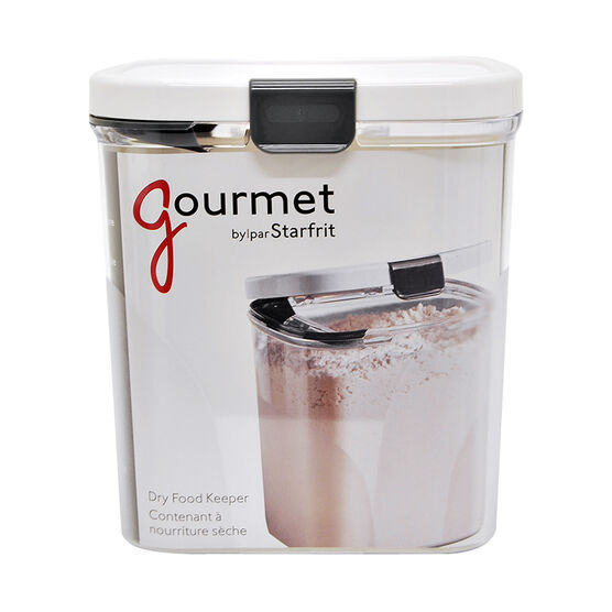 Starfrit Gourmet Dry Food Keeper - Large - 3.76 Litre