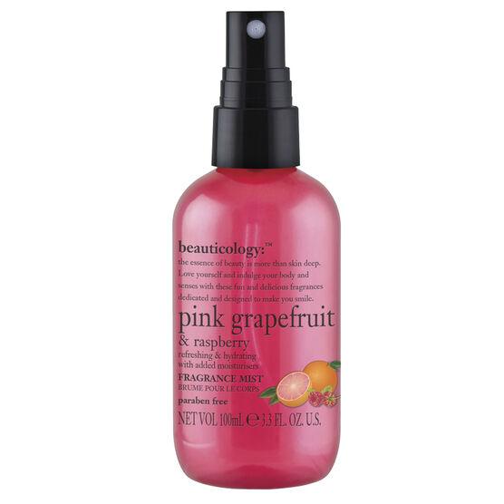 Beauticology Pink Grapefruit & Raspberry Fragrance Mist - 100ml