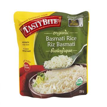 Tasty Bite Organic Basmati Rice - 250g