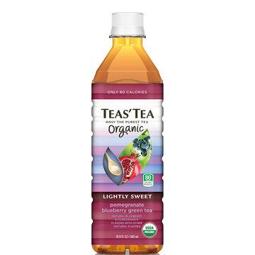 Teas' Tea - Pomegranate Blueberry Green Tea - 500ml