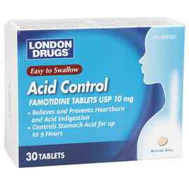 London Drugs Acid Controller - 30's