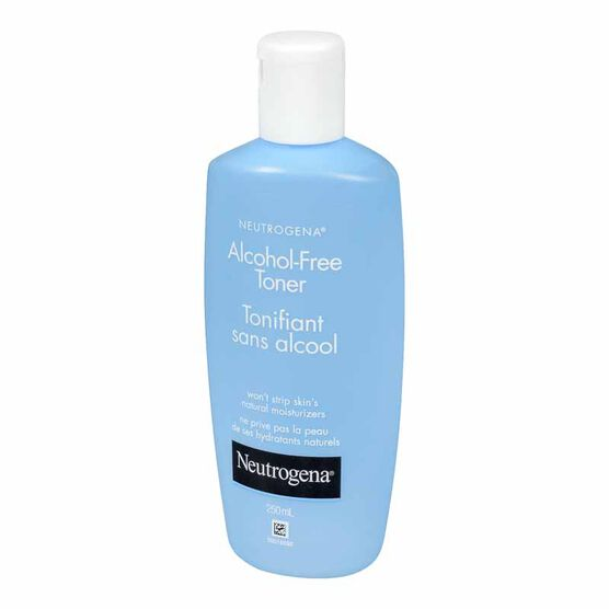 Neutrogena Alcohol-Free Toner - 250ml