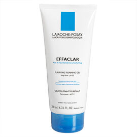 La Roche-Posay Effaclar Gel Purifying Foaming Gel - 200ml