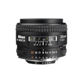 Nikon AF Nikkor D 35mm f/2 Lens