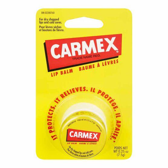 Carmex Lip Balm - 7.5g