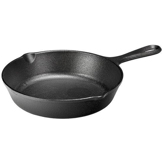 Lodge Cast Iron Skillet - Black - 8 inch