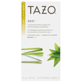 Tazo Zen Green Tea - 24's