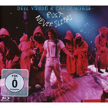 Neil Young and Crazy Horse - Rust Never Sleeps - Blu-ray
