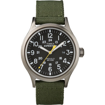 Timex Expedition Scout - Green/Silver - T49961AW
