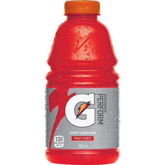 Gatorade Fruit Punch - 950ml