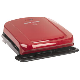 George Foreman 4 Serving Grill - Red - GRP1060RC