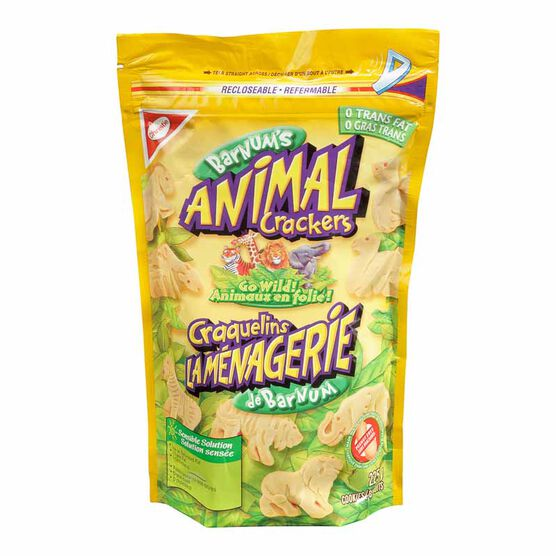 Christie Barnum Animal Crackers - 225g