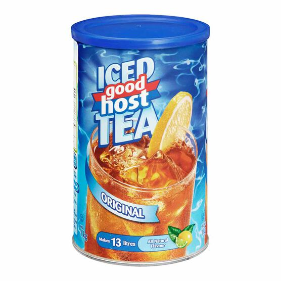 GoodHost Iced Tea - Original - 1kg