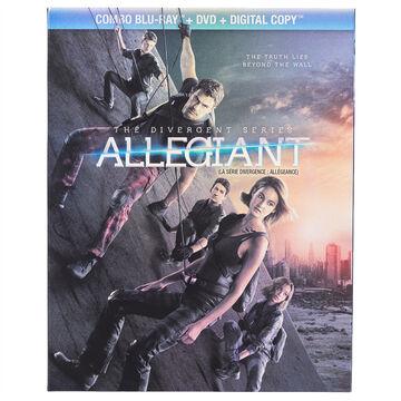 Allegiant - Blu-ray