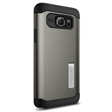 Spigen Slim Armor Case for Samsung Galaxy Note 5 - Gunmetal - SGP11686