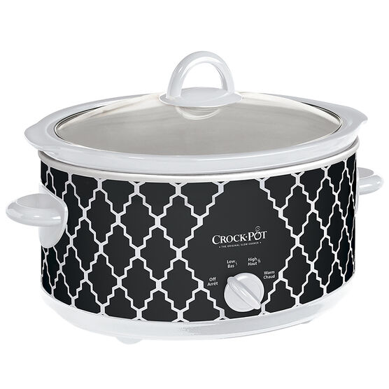 Crock-Pot Slow Cooker - 7qt - SCV700BW-033