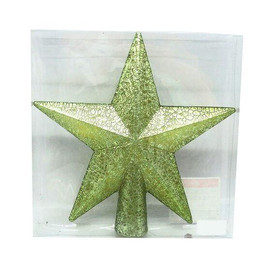 Star Tree Topper - 20cm - E4090-294BA1