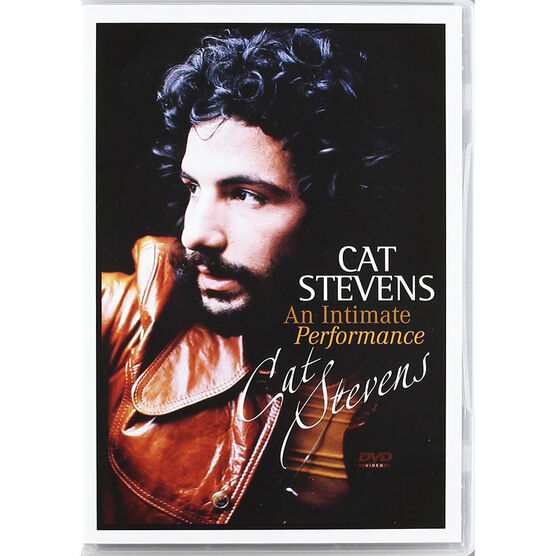 Cat Stevens: An Intimate Performance - DVD