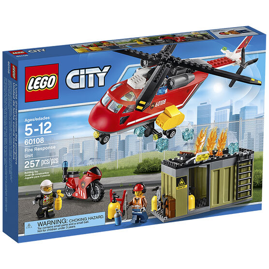 Lego City - Fire Response Unit