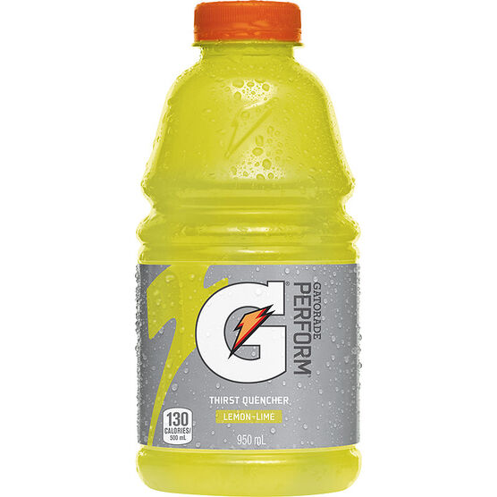 Gatorade Lemon Lime - 950ml