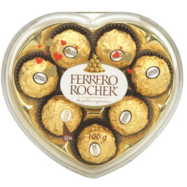 Ferrero Rocher Heart - 8 piece / 100g